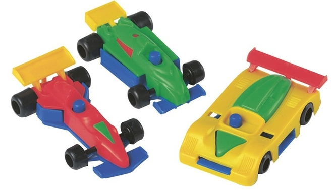Sports and Racing Cars Asst 76mm (SINGLE) image 0