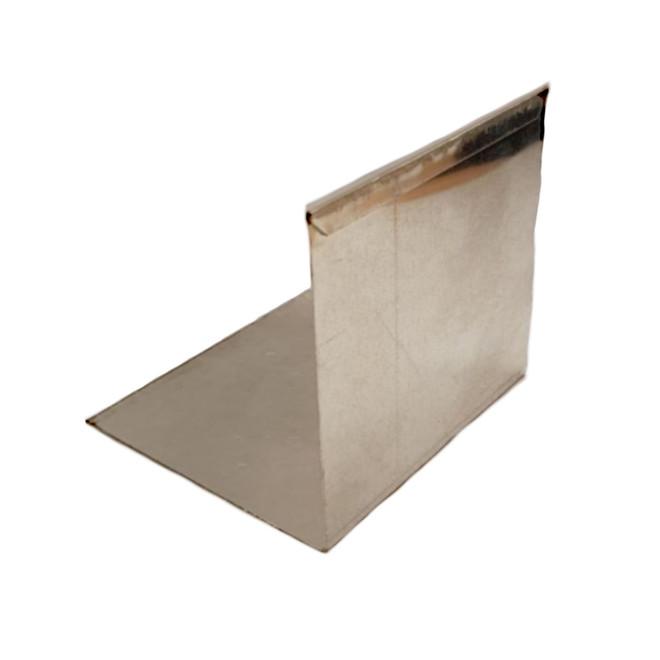 Pie Warmer Label 80x75x75mm Deep (Tin Plate) image 0