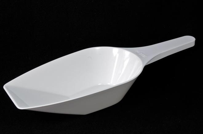 Scoop 1000ml - Regular flour scoop, 385mm long image 0