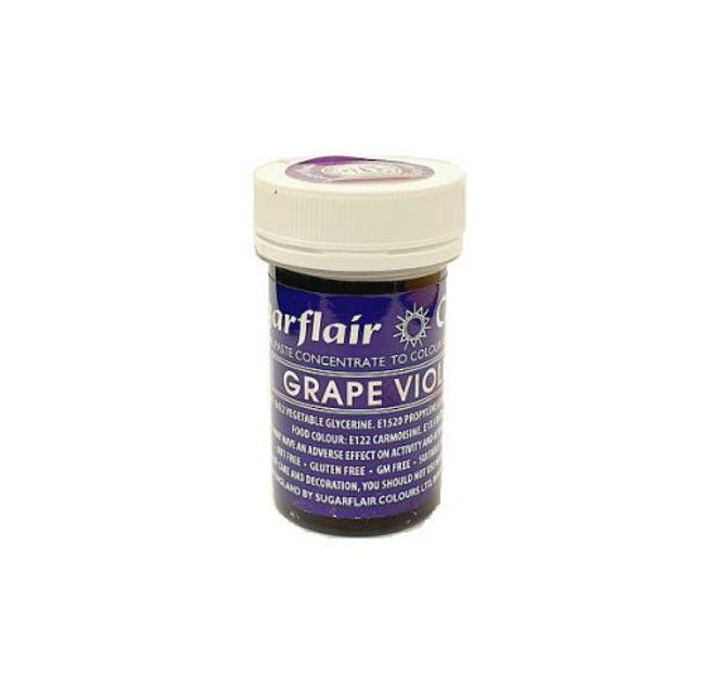 Sugarflair Spectral Colour Grape Violet image 0