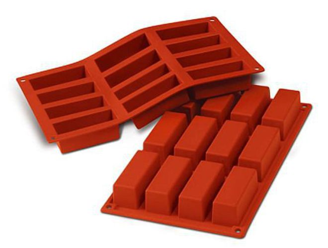 Silicone Loaf Pan Petite 12 Cup Mould - SOLD OUT image 0