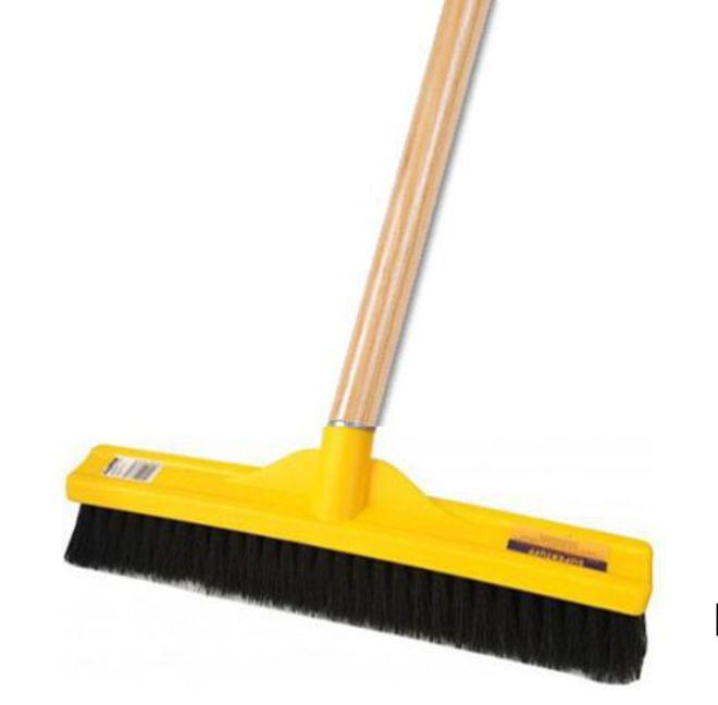 45cm, Soft Bristle Hygiene Platform Broom image 0