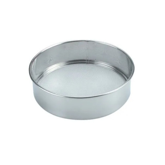 Stainless Steel Flour Sieve (300mm wide) image 0