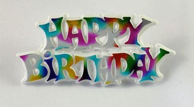 Happy Birthday Multi 65mm (6) image 0