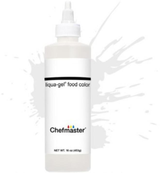 Chefmaster Liquid Whitener 16 oz, 453.5 gram - SOLD OUT image 0