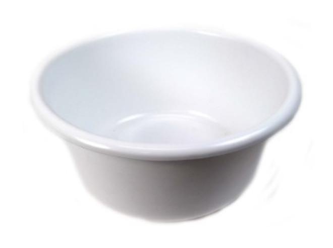 16cm  diameter  0.9 litre Plastic Bowl (Astd colours) image 0
