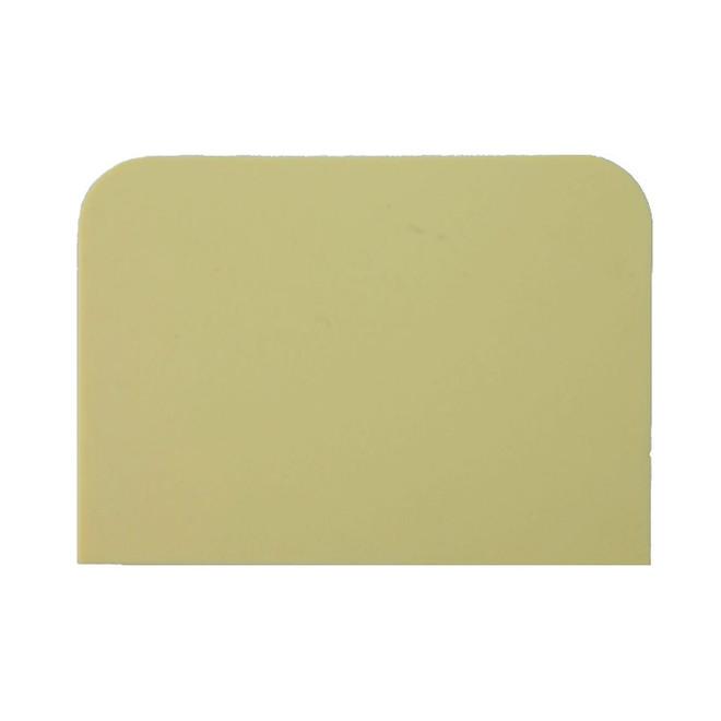 Flexible Plastic Scraper 140mm SOLD OUT image 0