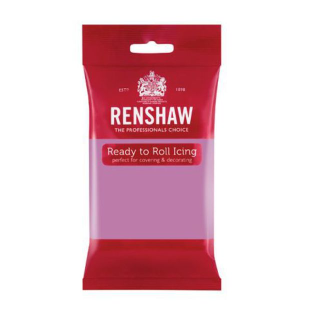 Renshaw Dusky Lavender Icing 250g (Box of 12) image 0