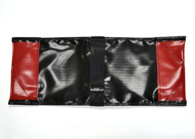 Sand Bags Black - Filled Deluxe Black and Red image 2