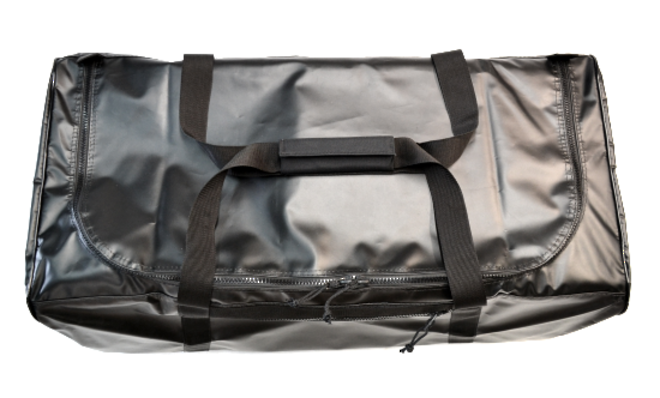 Gear Bag with side pocket 186 Litres – Black image 2