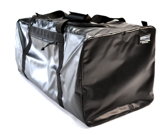 Gear Bag with side pocket 186 Litres – Black image 1
