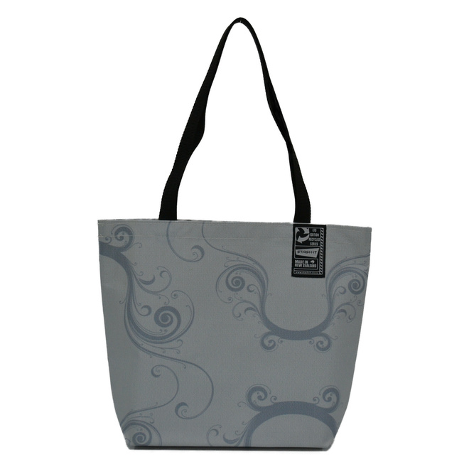 Recycled Billboard Bag - Small Tote 04108 image 0