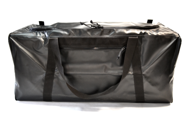Gear Bag with side pocket 186 Litres – Black image 0