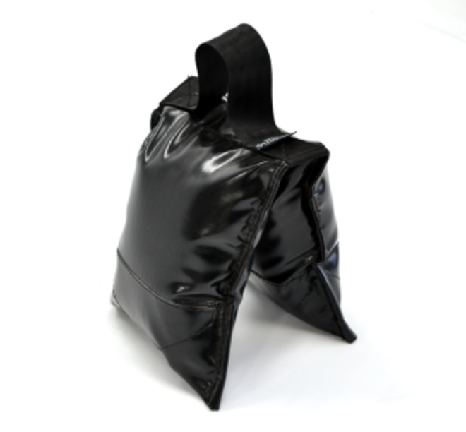 Sand Bags Black - Unfilled Deluxe Black image 1