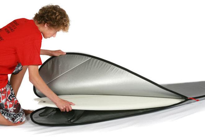 Shortboard Bag - Extra Wide Blank 50004 image 1