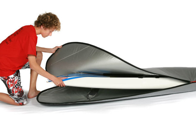 SLS Surf Lifesaving Paddleboard Bag - Blank 50015 image 1
