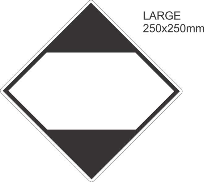 DGLQ Large Vinyl Single Labels image 0