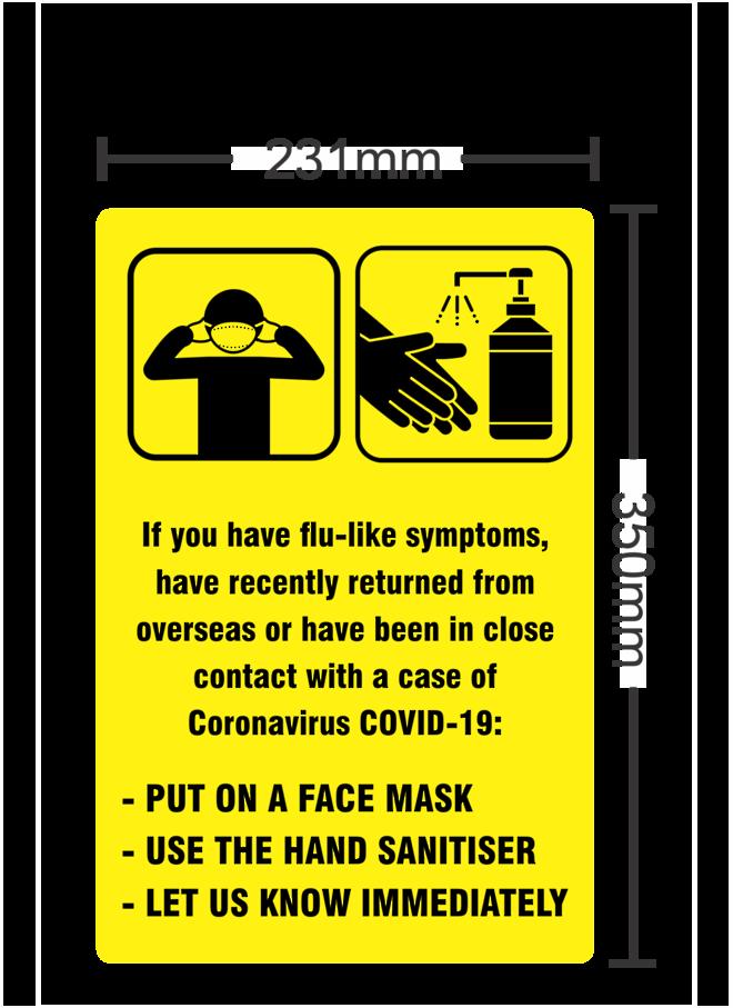 Covid19 Warning image 0