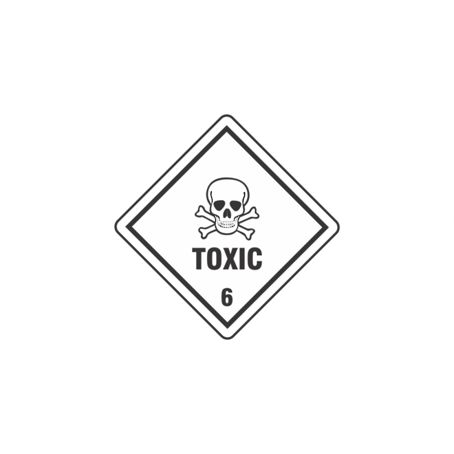 Toxic 6.1Small x500 labels image 0