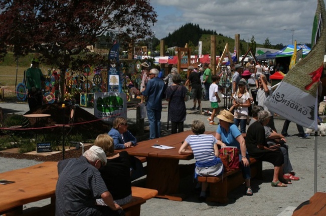 NZ Garden & Art Festival, Nov 2014