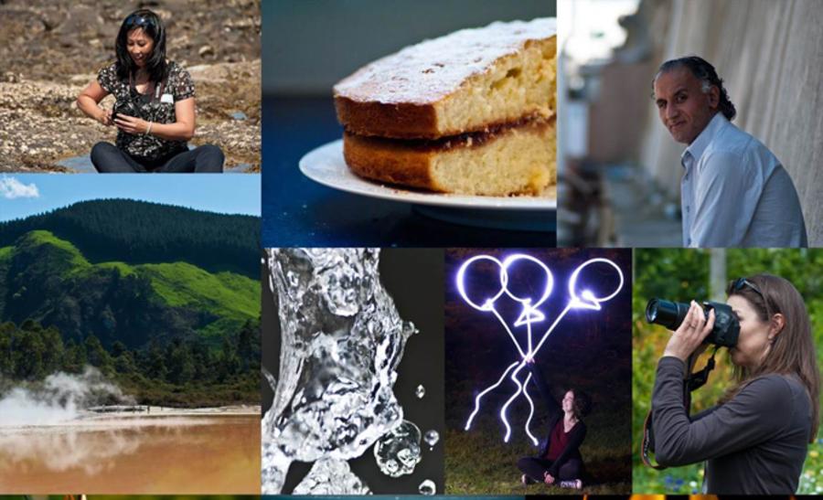 Auckland Photography Workshop