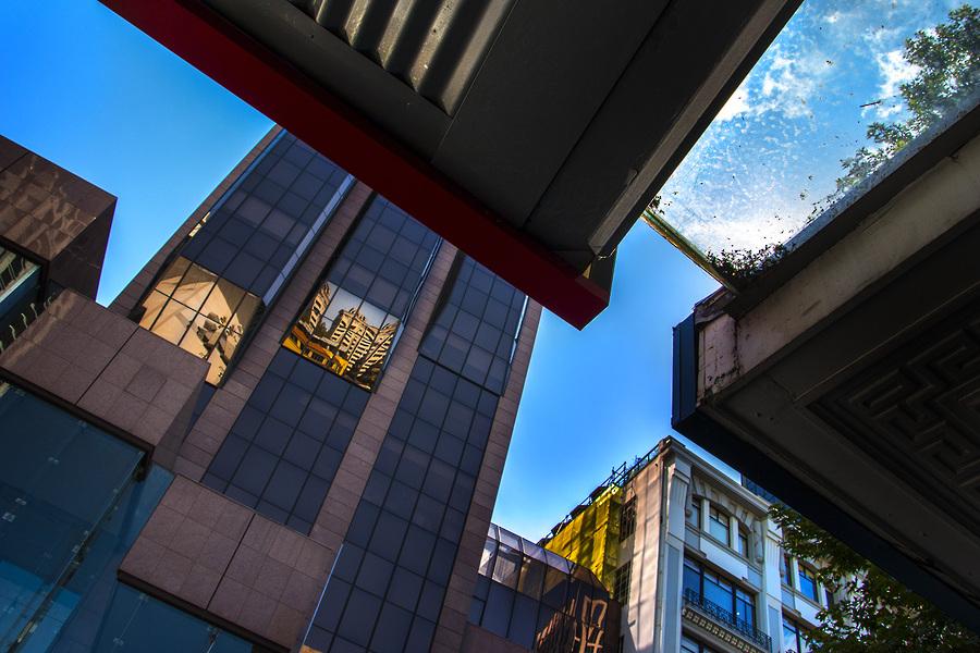Buildings in Auckland