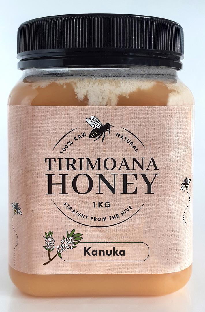 Tirimoana Kanuka Honey image 0