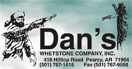 DAN'S ARKANSAS WHETSTONE