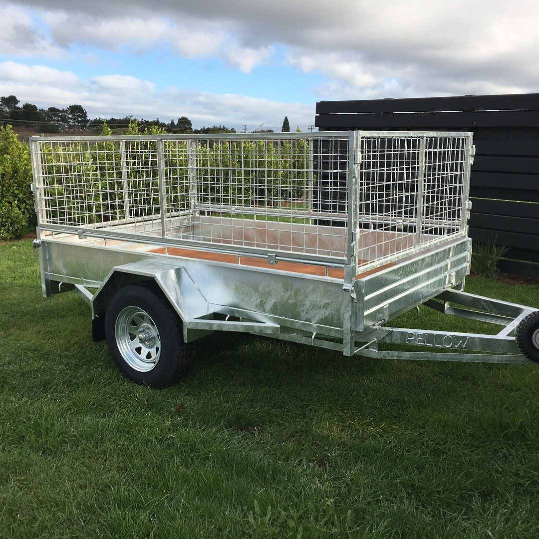 Heavy Duty Handyman Trailer Single Axle's from image 9