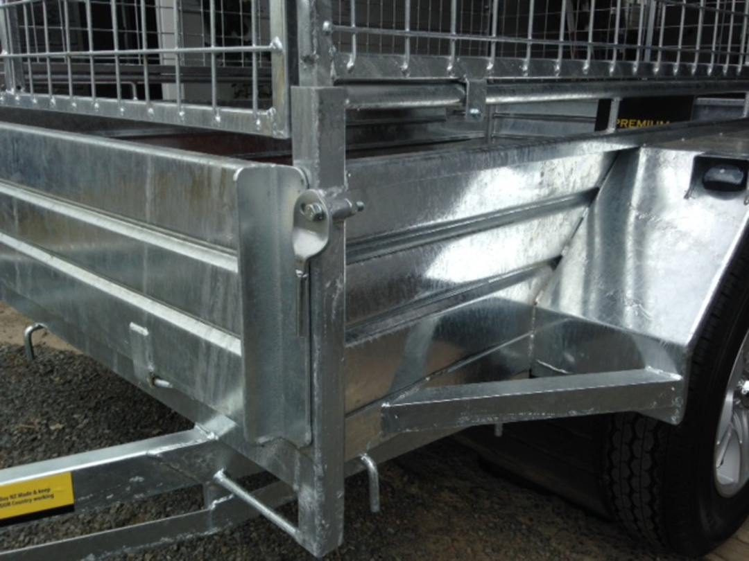 Premium Commercial Single Axle Trailers from image 2