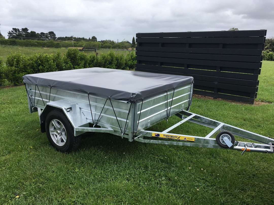 High Sider Single Axle Trailers from image 0