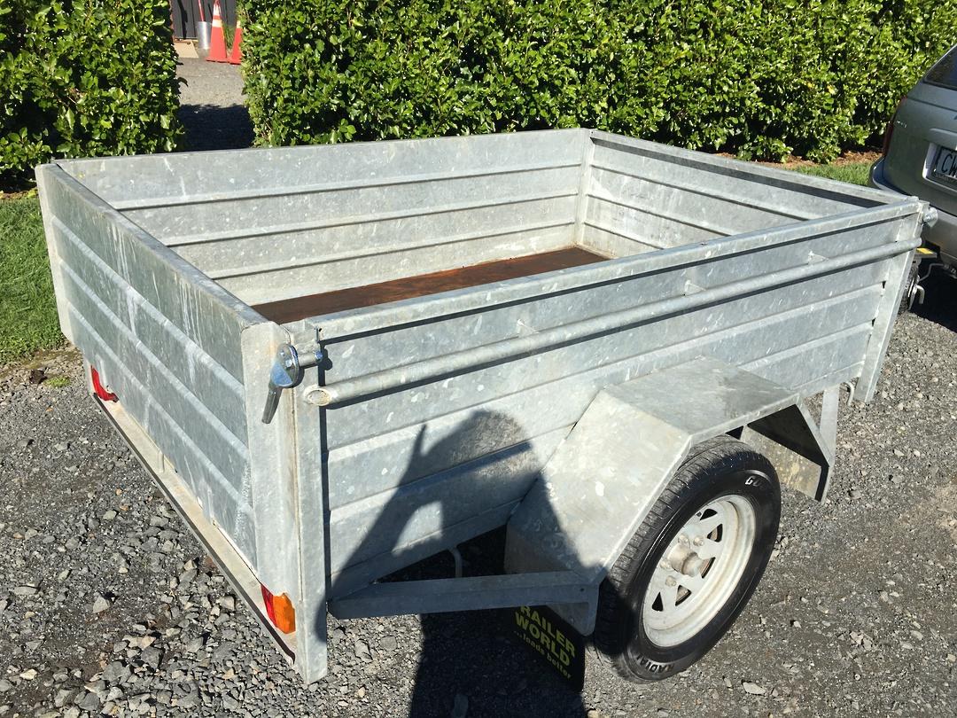 NZ manufactured 6x4 image 1