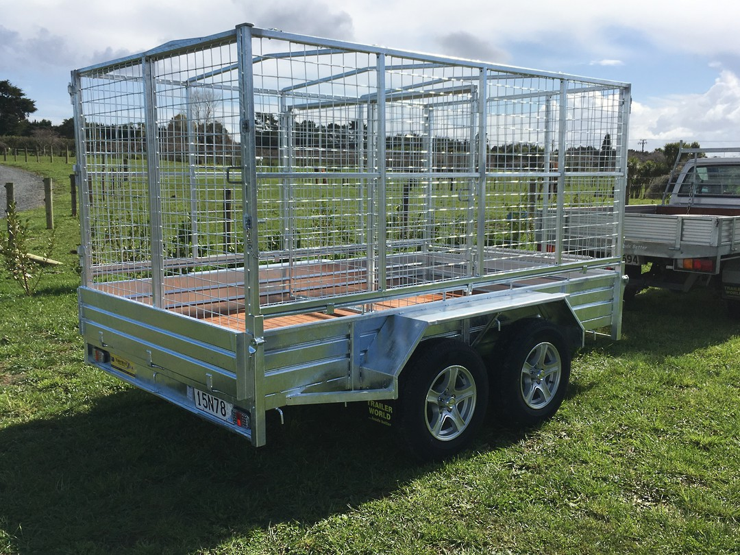 Premium Commercial Tandem Axle Trailers from image 2