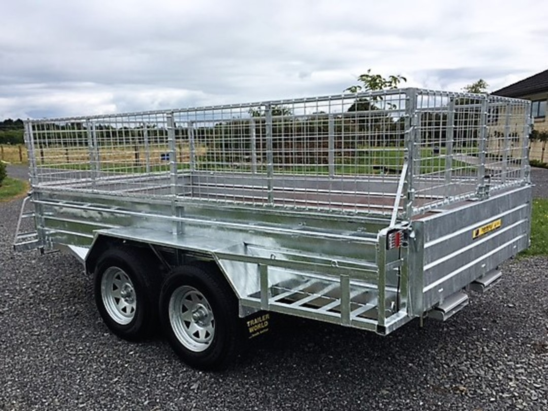 High Sider Tandem Axle Trailers from image 1