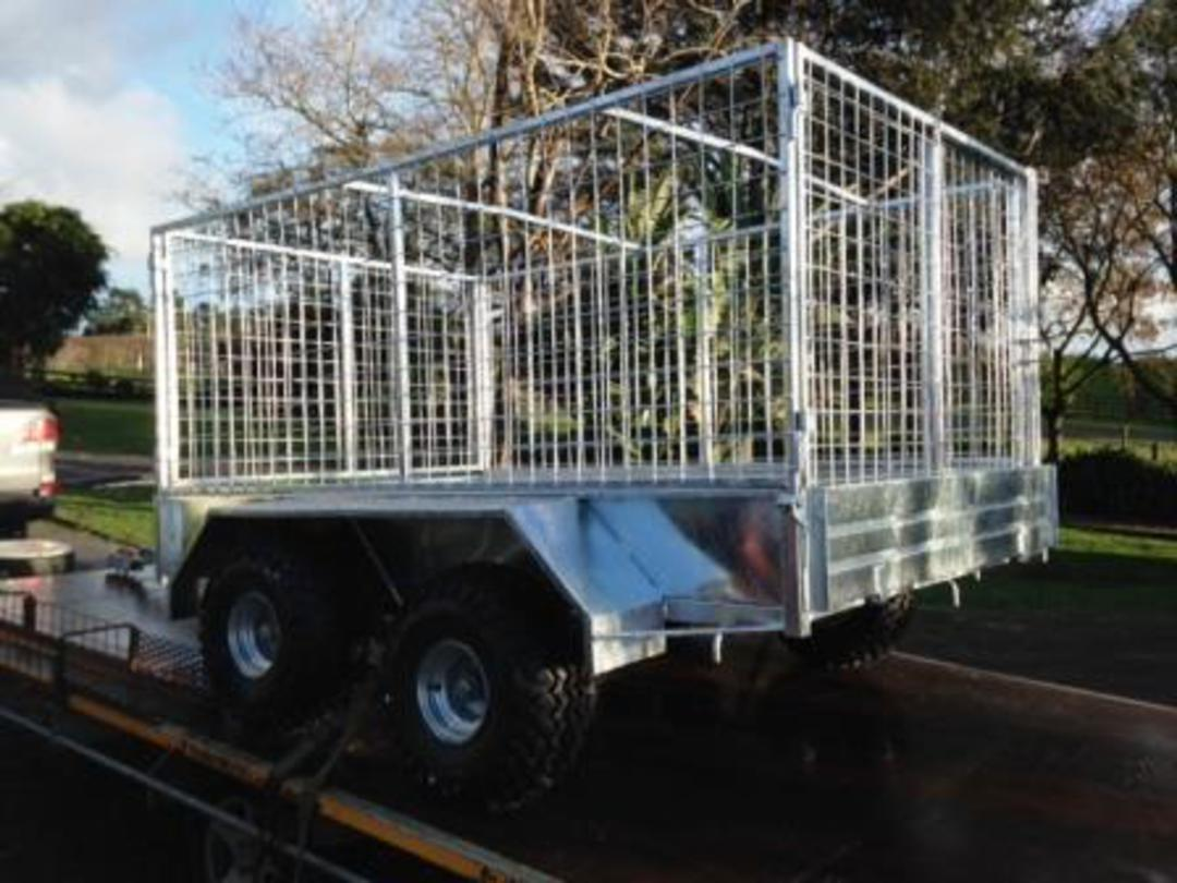 ATV Tandem Axle Trailers from image 0