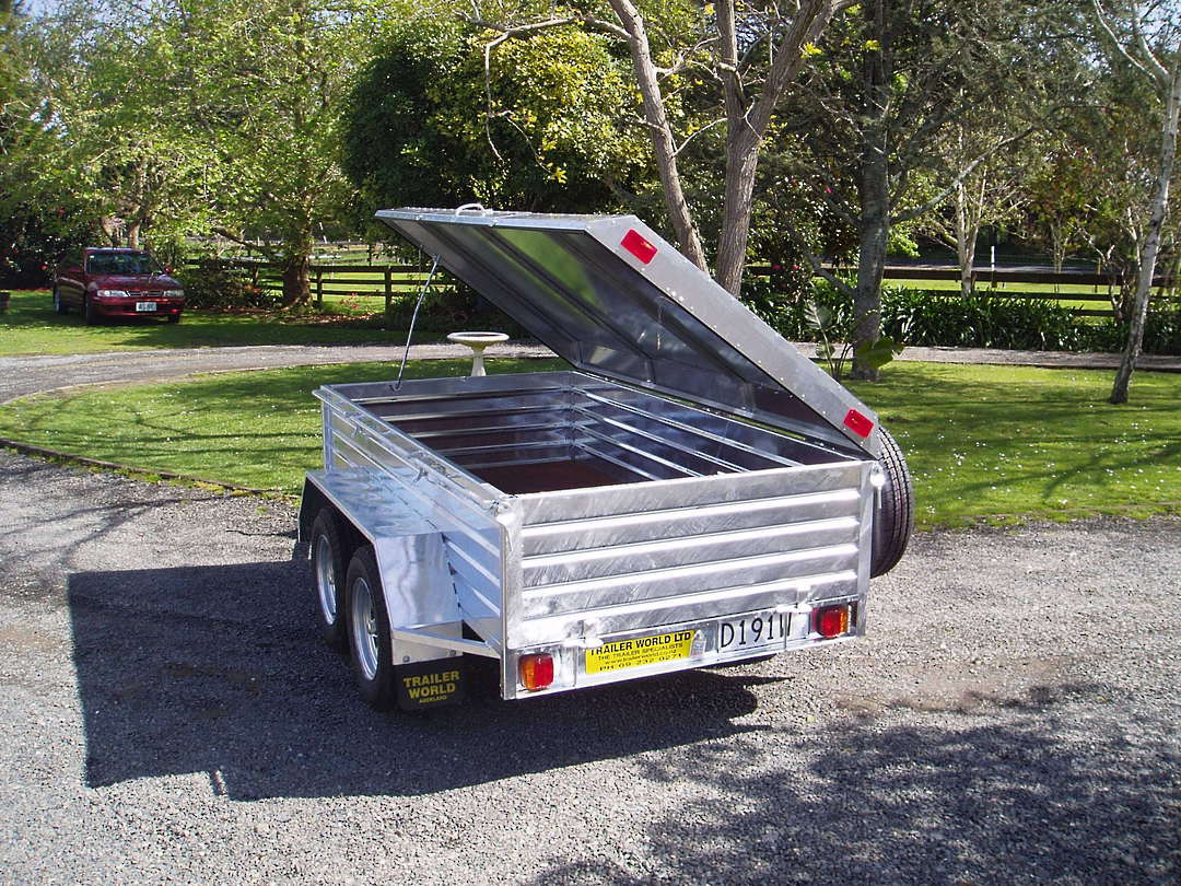 High Sider Tandem Axle Trailers from image 3