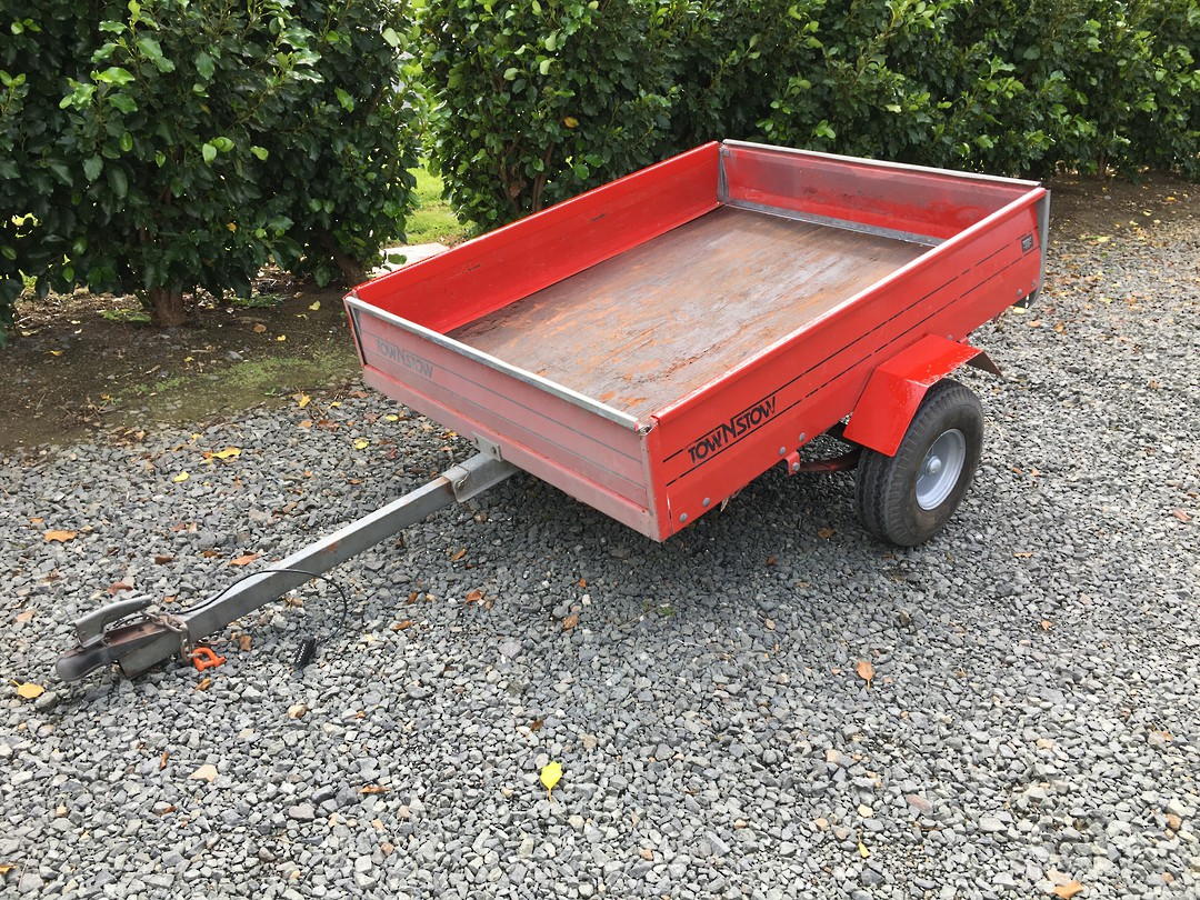 Used Single axle image 0