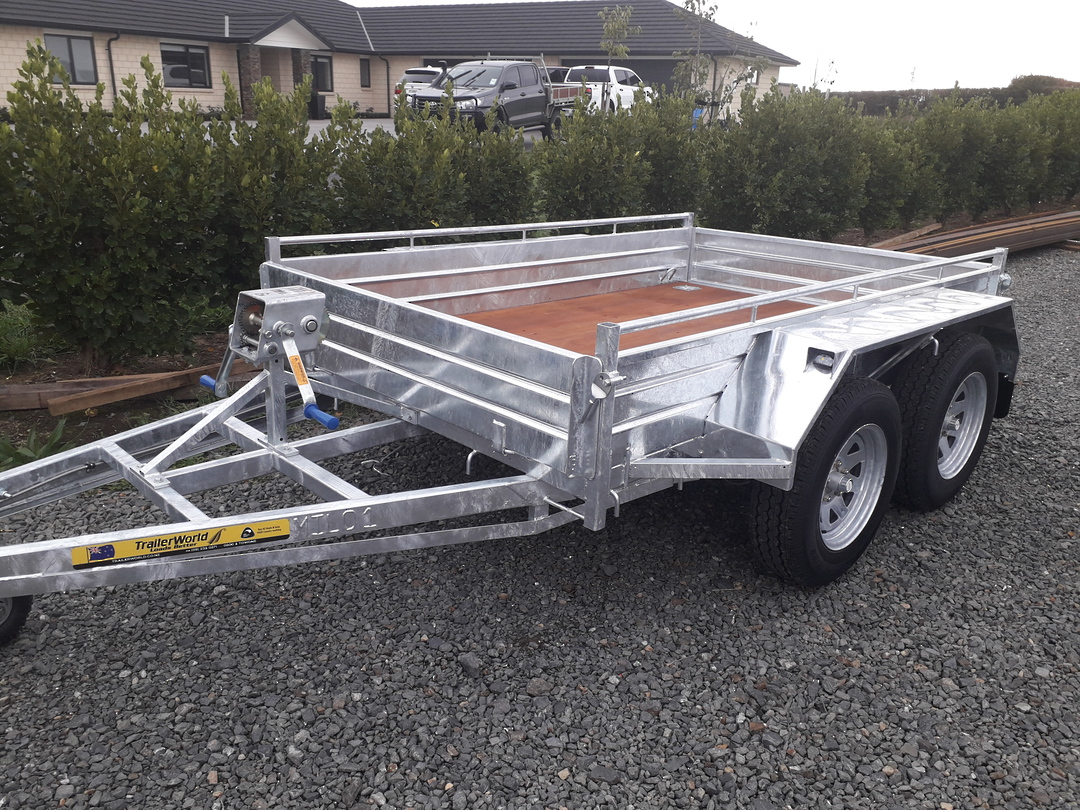 Premium Commercial Tandem Axle Trailers from image 4