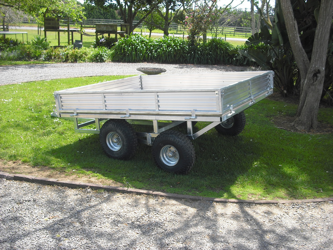 ATV Tandem Axle Trailers from image 1