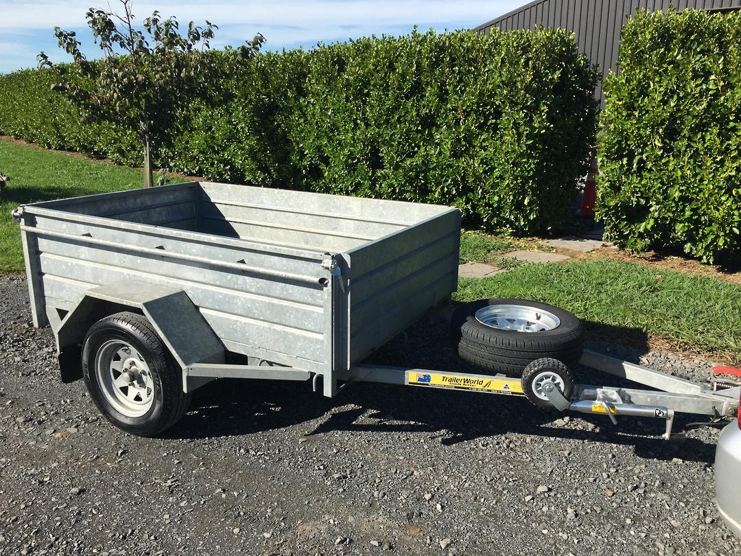 NZ manufactured 6x4 image 0