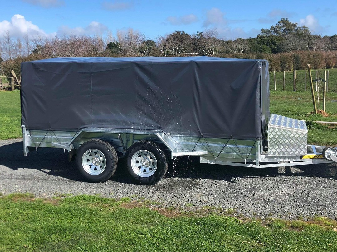 Premium Commercial Tandem Axle Trailers from image 3