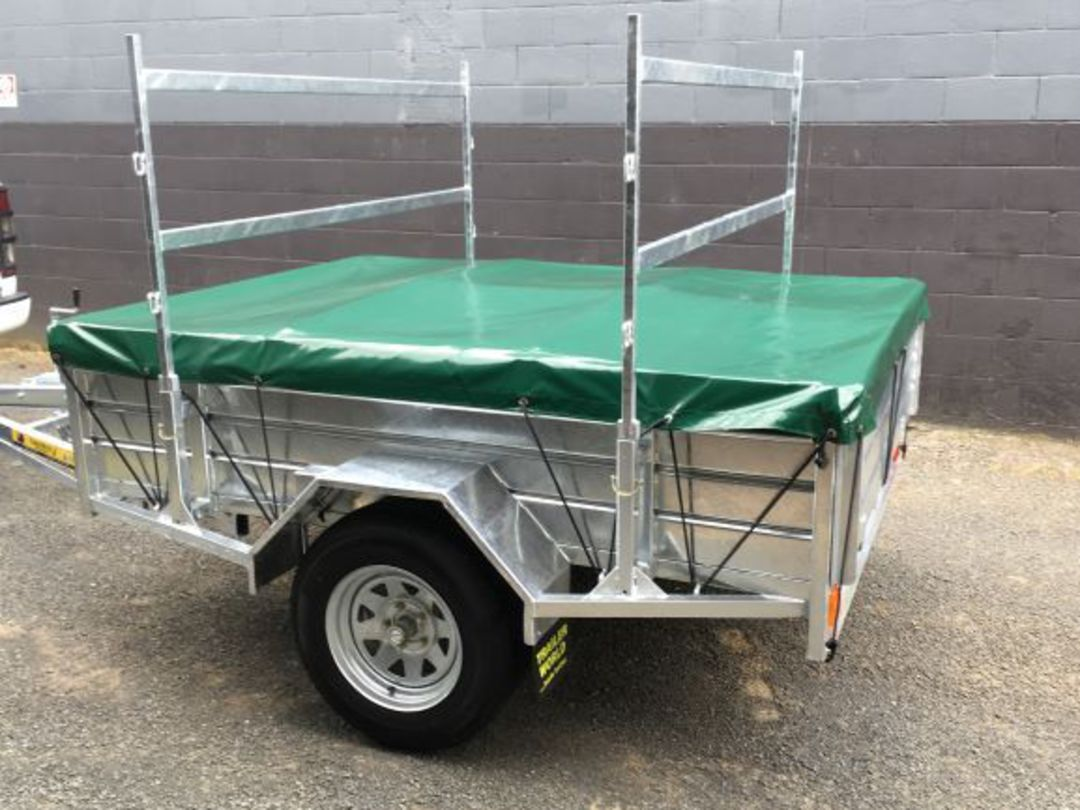 High Sider Single Axle Trailers from image 8