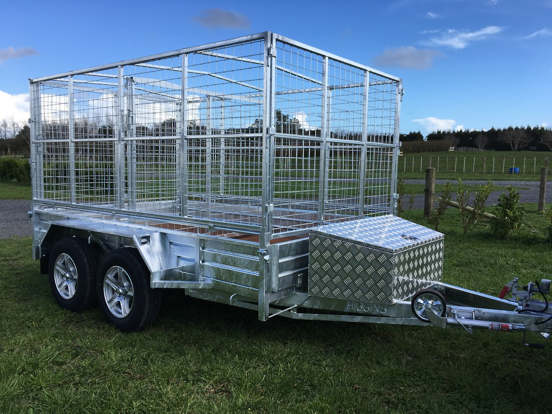 Premium Commercial Tandem Axle Trailers from image 0