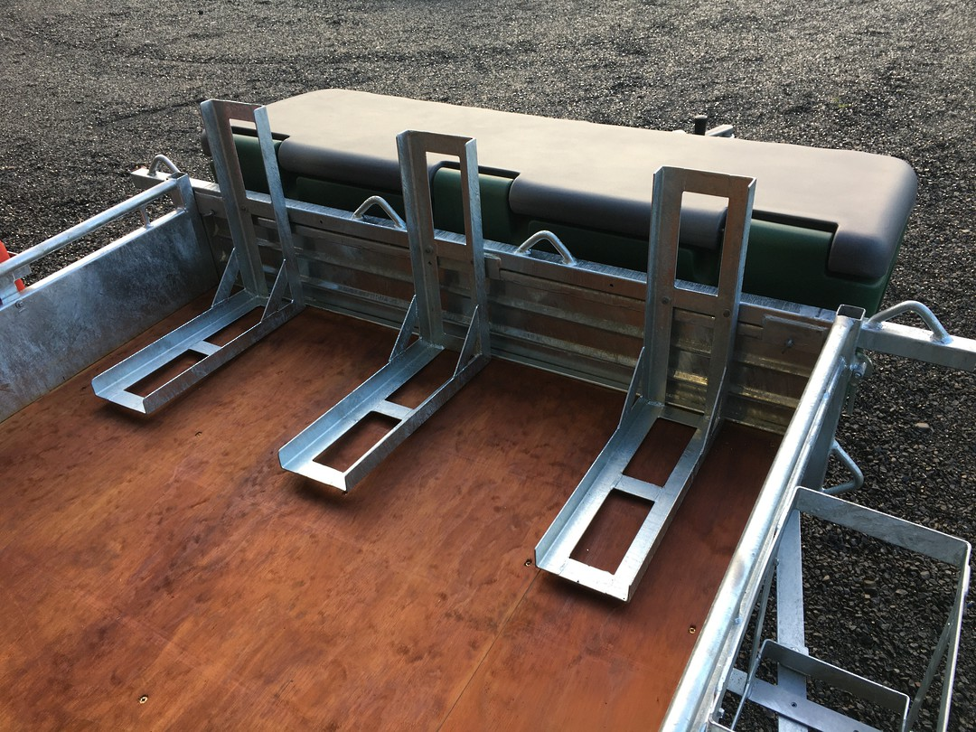 Heavy Duty Handyman Trailer Single Axle's from image 7