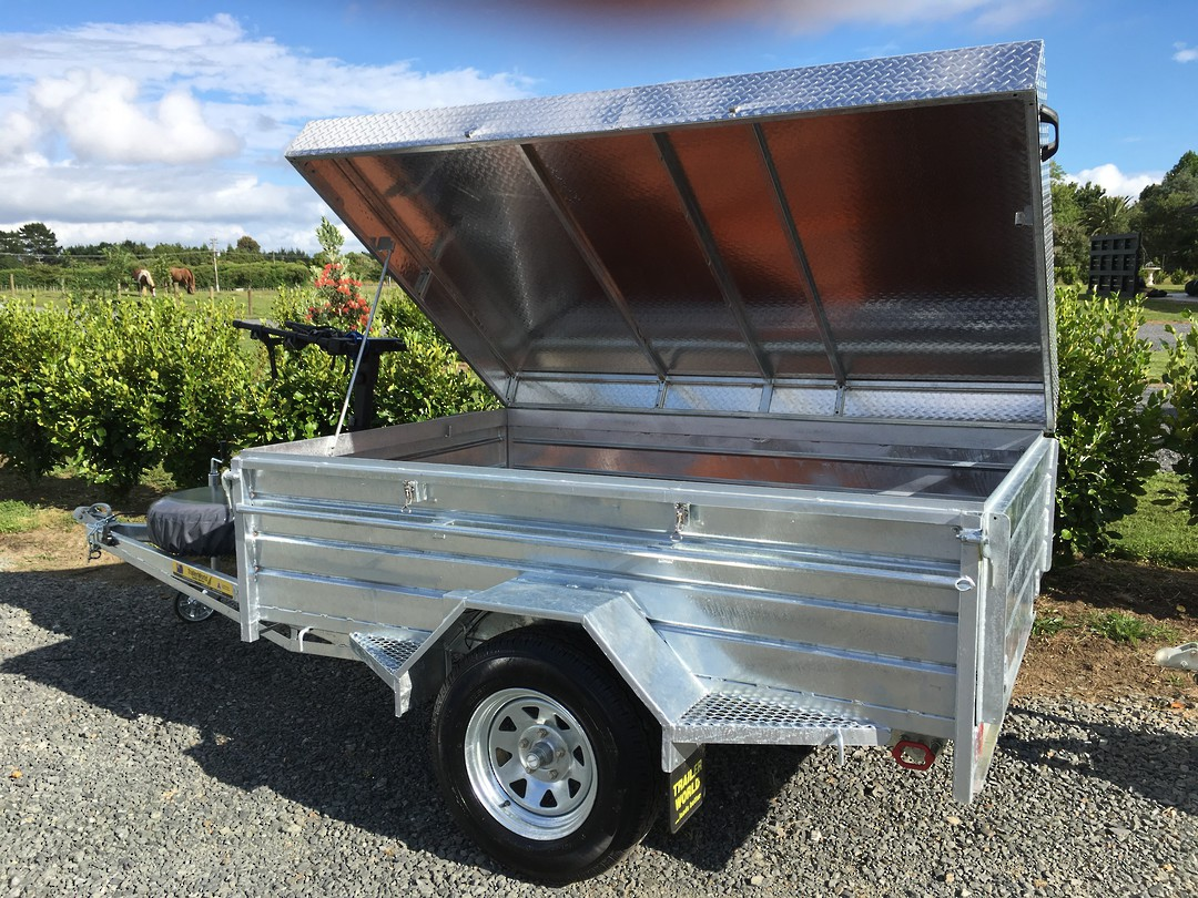 High Sider Single Axle Trailers from image 4