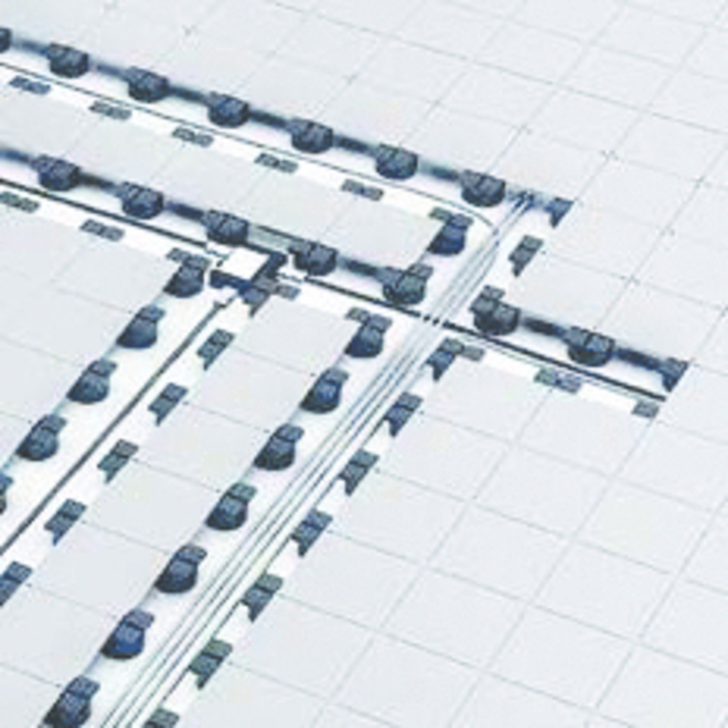 Soluflex Cable Floor System image 3