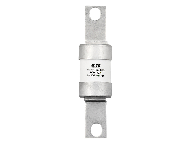 HRC Fuse Link Offset Tags 94mm Fixing Centre - TCP Type (L14) image 0
