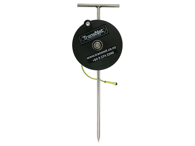 IET15M Independent Earth Tester Reel & Spike image 1