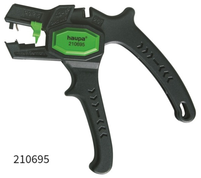 Automatic self-Adjusting Wire Strippers image 2
