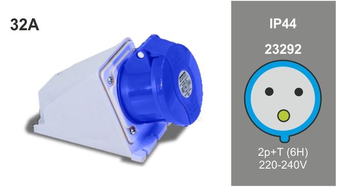 Famatel IEC Sockets/Outlets image 1